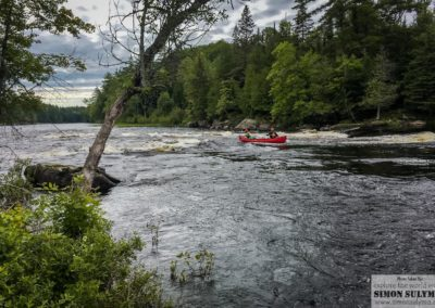 The Greater Madawaska River - Photo Credit - Simon Sulyma